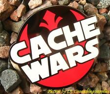 "Star Wars Geocoin - Cache Wars, May the Fourth Be With You (Unactivated, 1.75"")"