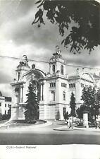 Romania Cluj Napoca teatrul national street view