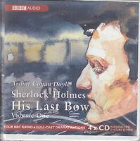 Arthur Conan Doyle Sherlock Holmes His Last Bow Vol One 4CD BBC Audio Drama