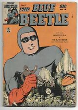 Blue Beetle #34 (Fox Feature Syndicate, 1944) Golden Age - HD Scans