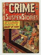 Crime Suspenstories #9 GD- 1.8 1952