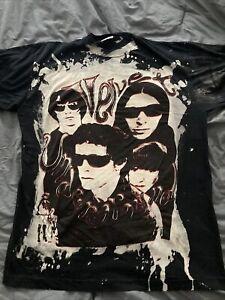 80s Very RARE Mosquitohead Style Velvet Underground Tee. Size XXL. Fits XL.