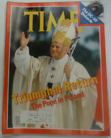 Time Magazine The DC-10 Debacle The Pope In Poland June 1979 041515R