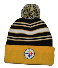 Pittsburgh Steelers Kid Beanie Pom Pom 4~7T
