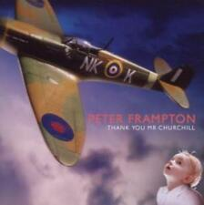 PETER FRAMPTON - Thank You Mr.Churchill + 2 Bonus Tr.- CD - NEU/OVP
