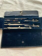 VTG Tesco Draft Tools in Case Technical Supply Co. Scranton PA Made in Germany
