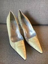 Dolce & Gabbana Heels Shoes Size 40