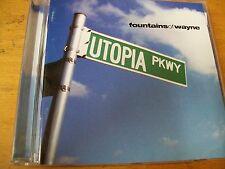 FOUNTAINS OF WAYNE UTOPIA PARK CD MINT-