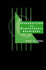 Introduction to Atmospheric Chemistry-ExLibrary