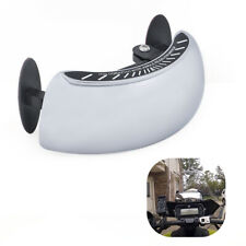 Wide-angle Safety Rearview Mirror For Motorcycle Atv/Utv Scooters Aircrafts Boat