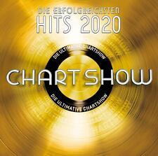 DIE ULTIMATIVE CHARTSHOW Hits 2020 ( Neuer Sampler 2020 ) 2 CD NEU & OVP 20.11