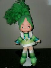 "Vintage 1983 Rainbow Brite Patty O'Green Doll 10"" Mattel Hallmark"