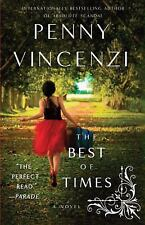 The Best of Times, Penny Vincenzi, Good Condition, Book