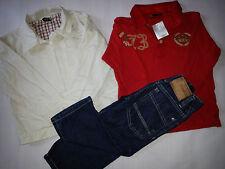 Amazing 3x hiver prochain Bundle tenues garçon 2/3 ans Veste Haut Pantalon (0.7