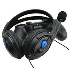 Surround Stereo Gaming Headset Headband Headphone 3.5mm  with Mic for PC