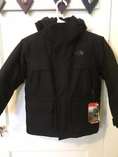 NWT The North Face Boys S 7/8 Down Parka Jacket