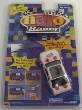 NANO RACER WHITE COLLECTIBLE 1998 BNIP DAY U PAY IT SHIPS FREE