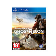 TOM CLANCY'S GHOST RECON WILDLANDS PlayStation PS4 Multi-Languages Pre-Owned