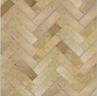 1m² Bejmat natur 20x5x2,2cm beige - Terrakotta Fliesen Cotto Riemchen Fischgrät