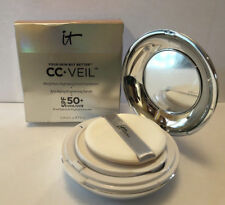 It Cosmetics CC Veil Beauty Fluid Spf50 Foundation Medium