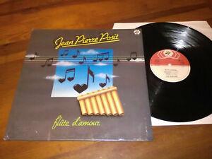 Jean Pierre Posit - Flûte D'Amour ITA LP 33 giri Vinyl 1983