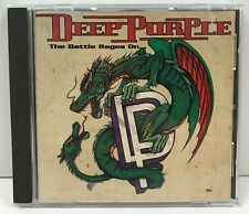DEEP PURPLE - THE BATTLE RAGES ON...  1993 GAINT RECORDS CD