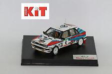 Lancia Delta Integrale Miki Biasion Winner Rally Portugal 1988 - Trofeu Mnprp88