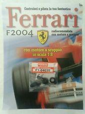 Ferrari Formula 1 F2004 De Agostini Kyosho a Scoppio Ricambio N°35 04035 Nuovo
