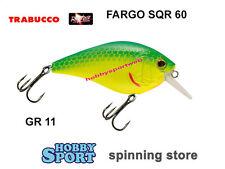 FARGO SQR CRANK 60 - 11 gr -  Col. CBL - FLOATING - RAPTURE TRABUCCO 18018112