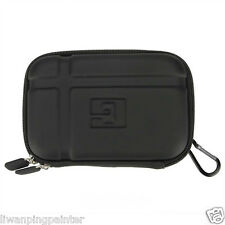 """New Black 5.2"""" Inch GPS Hard shell Carry Case Cover sleeve For Garmin Nuvi"""