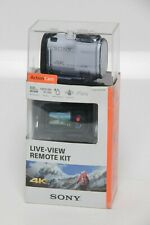 Sony Actioncam FDR-X1000VR live-view remote Kit 4K