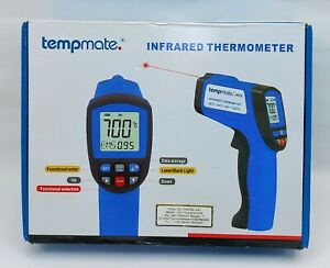 Tempmate IR 20 Professional Infrared Thermometer -50~700 C.