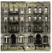 Led Zeppelin Studio Sessions CD THE GRAFITTI of ZOSO Sessions Series Collection