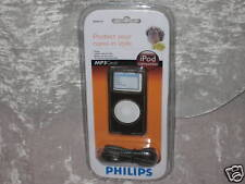 Philips Leather Case iPod Nano  Music Travel Protect MP3 NEW!