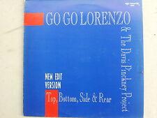 Go Go Lorenzo & The Davis Pinckney Project - Top, Bottom, Side & Rear