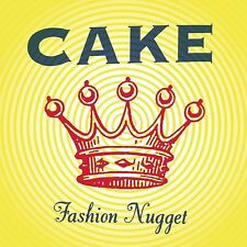 Fashion Nugget [Edited] by Cake - Sep 1996, Volcano 3 Music CD - Disc Only