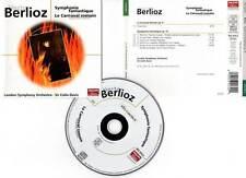 "HECTOR BERLIOZ ""Symphonie Fantastique/Le Carnaval Romain"" (CD) Colin Davis 1998"