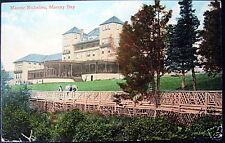 CANADA~1909 Murray Bay ~ Manoir Richelieu~Wooden Bridge