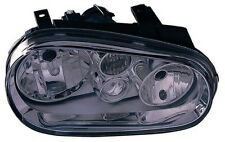 1999-2001 Volkswagen VW Golf/GTI Driver Side Headlight Assembly w/o Fog Light