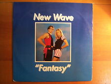 "DISCO 12"" VINILE - NEW WAVE - FANTASY -  DANCE MIX REMIX VG++/VG+"