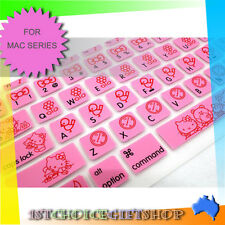 "Hello Kitty Keyboard Protector For Apple Macbook Air/Pro 13"" 15"" 17"""