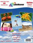 LabelHeaven Premium Quality Photo Paper Plus Glossy 10x15cm 270gsm 100 Sheets