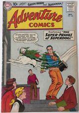 Adventure Comics #266 DC Comics Nov 1959 Origin And 1st Appearance Of Aquagirl