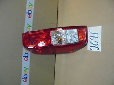 2005 - 2013 Nissan Frontier DRIVER Side Tail Light Used Rear Lamp #2671-T