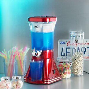 Slushie Slushy Slush Drinks Machine Electric Blender Ice Frozen Smoothie Maker