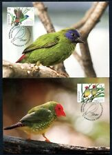 2018 Finches of Australia  - Maxi Cards (4)