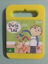 CHARLIE AND LOLA ONE DVD IN VGC- Get it Fast!