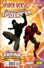 AMAZING SPIDER-MAN #11 ANIMATED XD VARIANT SPIDER-VERSE PART 3