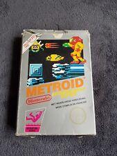 Jeu Nintendo NES Metroid FRA Bon état