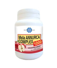 MELA ANNURCA COMPLEX 1000 integratore COLESTEROLO + crescita CAPELLI - italia